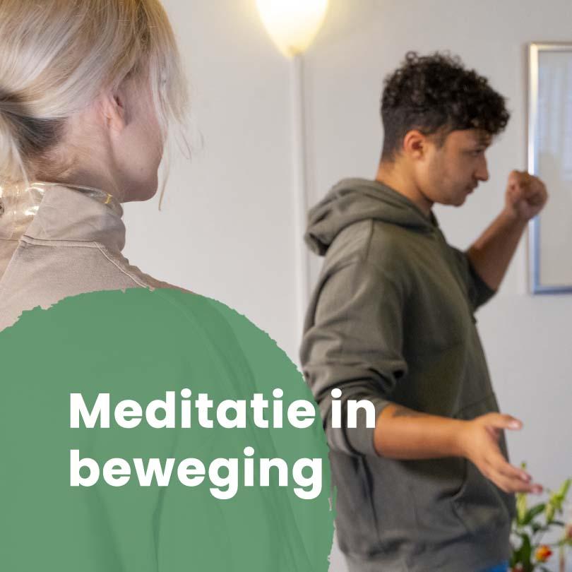meditatie in beweging